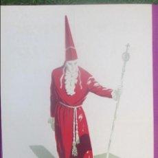 Carteles de Semana Santa: CARTEL SEMANA SANTA 1962, MURCIA, LAORDEY, SS4. Lote 116882843