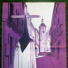 Carteles de Semana Santa: CARTEL SEMANA SANTA 1962, YECLA, MURCIA, SS5. Lote 116883327