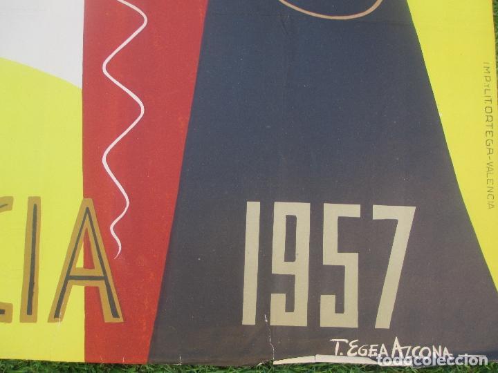 Carteles de Semana Santa: CARTEL SEMANA SANTA 1957, MURCIA, T. EGEA AZCONA,SS7 - Foto 3 - 116883987