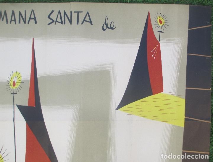 Carteles de Semana Santa: CARTEL SEMANA SANTA 1957, MURCIA, T. EGEA AZCONA,SS7 - Foto 4 - 116883987