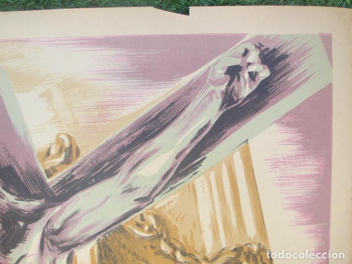 Carteles de Semana Santa: CARTEL SEMANA SANTA 1948, MURCIA, C. GOMEZ, SS8 - Foto 2 - 116884431