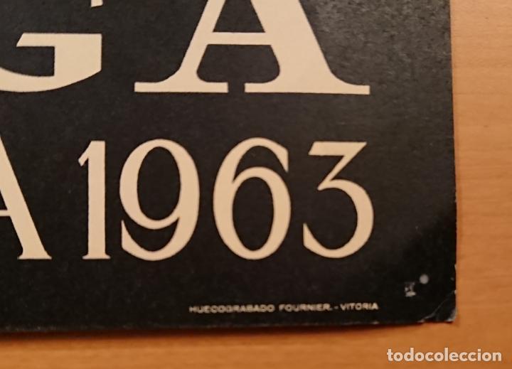 Carteles de Semana Santa: MÁLAGA, SEMANA SANTA 1963 - Foto 2 - 118501871