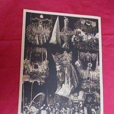 Carteles de Semana Santa: CARTEL. MÁLAGA. SEMANA SANTA . 1952. Lote 119388535