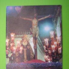 Carteles de Semana Santa: PROGRAMA DE ITINERARIOS SEMANA SANTA DE CORDOBA 1990. Lote 125906003