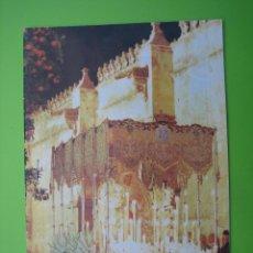 Carteles de Semana Santa: PROGRAMA DE ITINERARIOS SEMANA SANTA DE CORDOBA 1992. Lote 125906143