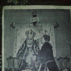 Carteles de Semana Santa: FIESTA DE LA SOLEDAD 1969. Lote 130835228