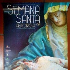 Carteles de Semana Santa: CARTEL SEMANA SANTA ASTORGA 2018 B. Lote 131242406