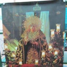 Carteles de Semana Santa: CARTEL SEMANA SANTA - SOLEDAD DE SEVILLA, AÑO 1993 . Lote 133777310