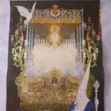 Affiches de Semaine Sainte: MALAGA SEMANA SANTA , 1994, REVELLO DE TORO, 67X45,. Lote 134066106