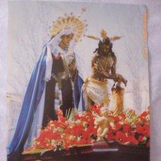 Carteles de Semana Santa: MALAGA, SEMANA SANTA JESUS DE LA COLUMNA, TRASLADO, 1998, 48X34. Lote 134066406