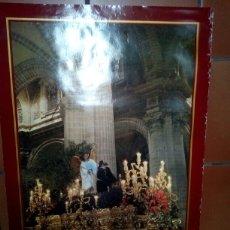 Carteles de Semana Santa: CARTEL SEMANA SANTA JEREZ 1996 B. Lote 136278405