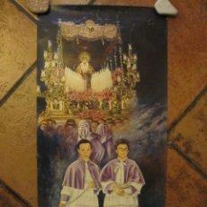Carteles de Semana Santa: CARTEL SEMANA SANTA MÁLAGA 2005. Lote 138684954
