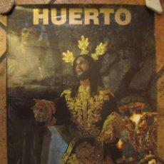 Carteles de Semana Santa: CARTEL SEMANA SANTA MÁLAGA 2000. Lote 138685574