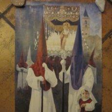 Carteles de Semana Santa: CARTEL SEMANA SANTA MÁLAGA 2004. Lote 138685762