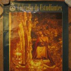 Carteles de Semana Santa: CARTEL SEMANA SANTA MÁLAGA 2001. Lote 138686418