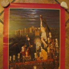 Carteles de Semana Santa: CARTEL SEMANA SANTA MÁLAGA 2003. Lote 138687066