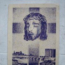 Carteles de Semana Santa: ANTIGUO CARTEL DE SEMANA SANTA DE CORDOBA 1949. Lote 142203086