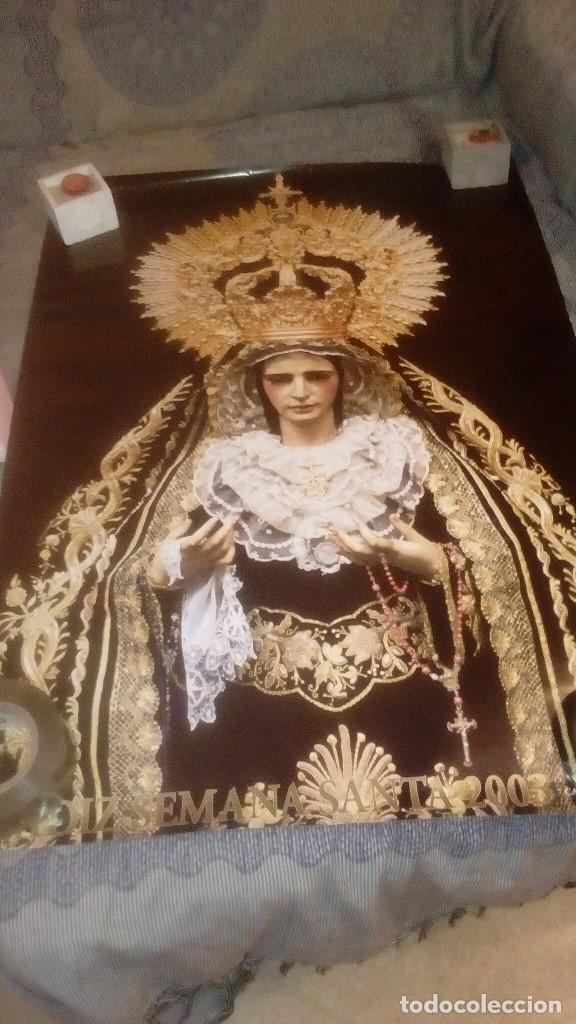 GAR LOTE DE 16 CARTEL POSTER DE SEMANA SANTA DE CADIZ Y SAN FERNANDO VER FOTOS (Coleccionismo - Carteles Gran Formato - Carteles Semana Santa)
