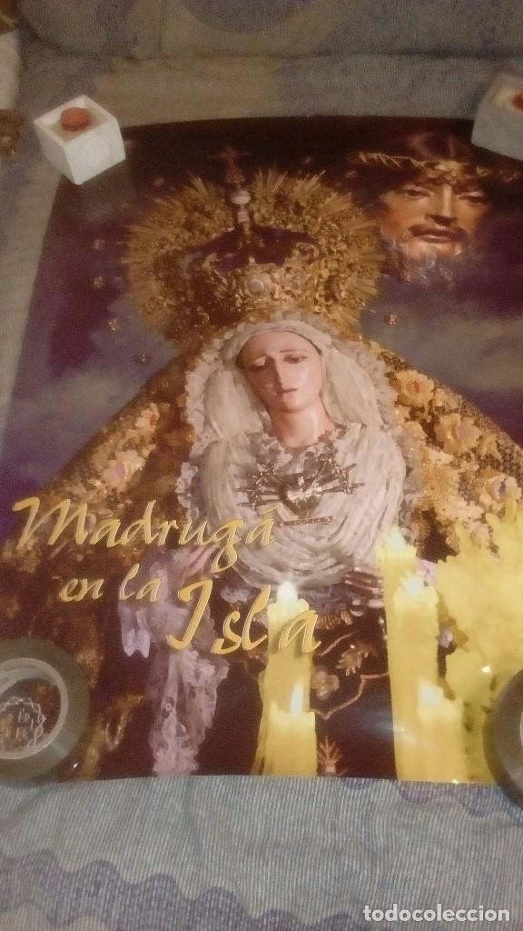 Carteles de Semana Santa: GAR LOTE DE 16 CARTEL POSTER DE SEMANA SANTA DE CADIZ Y SAN FERNANDO VER FOTOS - Foto 3 - 146458310