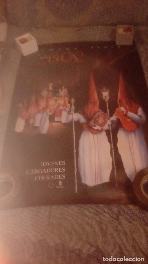 Carteles de Semana Santa: GAR LOTE DE 16 CARTEL POSTER DE SEMANA SANTA DE CADIZ Y SAN FERNANDO VER FOTOS - Foto 4 - 146458310