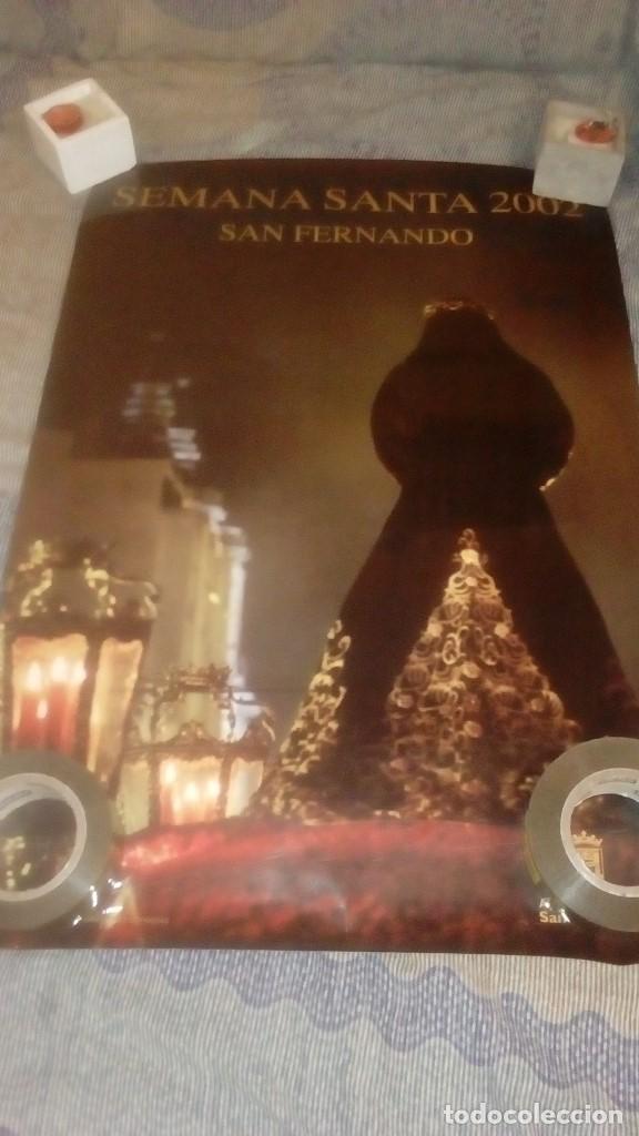 Carteles de Semana Santa: GAR LOTE DE 16 CARTEL POSTER DE SEMANA SANTA DE CADIZ Y SAN FERNANDO VER FOTOS - Foto 8 - 146458310