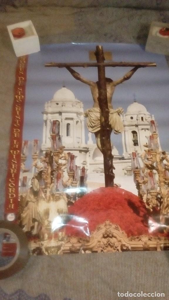 Carteles de Semana Santa: GAR LOTE DE 16 CARTEL POSTER DE SEMANA SANTA DE CADIZ Y SAN FERNANDO VER FOTOS - Foto 10 - 146458310