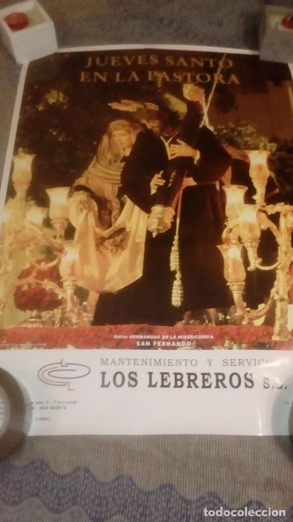 Carteles de Semana Santa: GAR LOTE DE 16 CARTEL POSTER DE SEMANA SANTA DE CADIZ Y SAN FERNANDO VER FOTOS - Foto 11 - 146458310