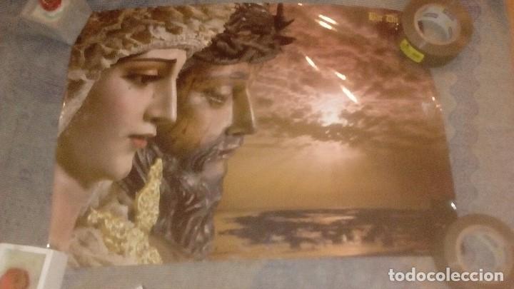 Carteles de Semana Santa: GAR LOTE DE 16 CARTEL POSTER DE SEMANA SANTA DE CADIZ Y SAN FERNANDO VER FOTOS - Foto 14 - 146458310