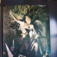 Carteles de Semana Santa: CARTEL SEMANA SANTA REQUENA (VALENCIA) - COFRADÍA ORACIÓN EN EL HUERTO. Lote 149299470