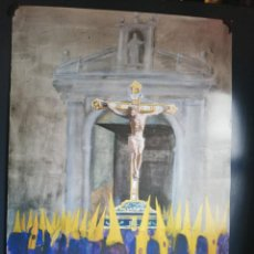 Carteles de Semana Santa: CARTEL SEMANA SANTA 2005 DE CUENCA. Lote 149316306