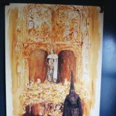 Carteles de Semana Santa: CARTEL SEMANA SANTA SALAMANCA 2003 - NRA. SRA. DE LA SOLEDAD. Lote 149319142