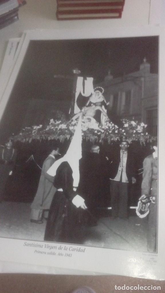 Carteles de Semana Santa: G-90VIS90 SEMANA SANTA ISLEÑA LOTE DE 38 LAMINAS CON LA CARPETA UNICO - Foto 4 - 154415670