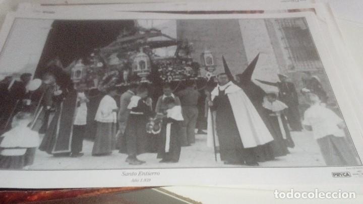 Carteles de Semana Santa: G-90VIS90 SEMANA SANTA ISLEÑA LOTE DE 38 LAMINAS CON LA CARPETA UNICO - Foto 9 - 154415670