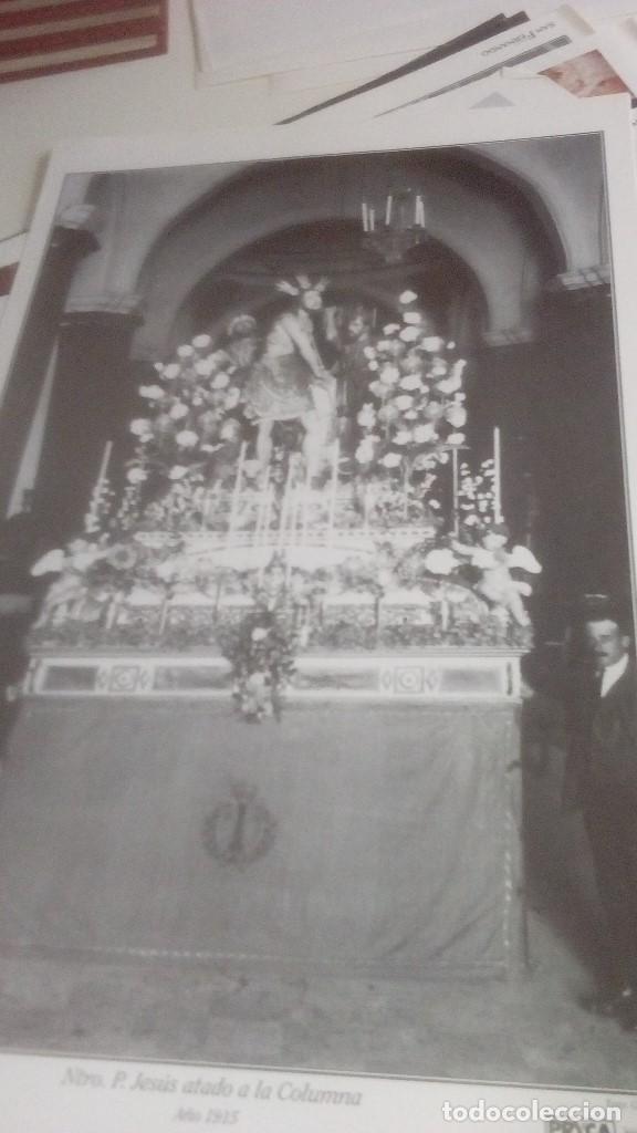 Carteles de Semana Santa: G-90VIS90 SEMANA SANTA ISLEÑA LOTE DE 38 LAMINAS CON LA CARPETA UNICO - Foto 11 - 154415670