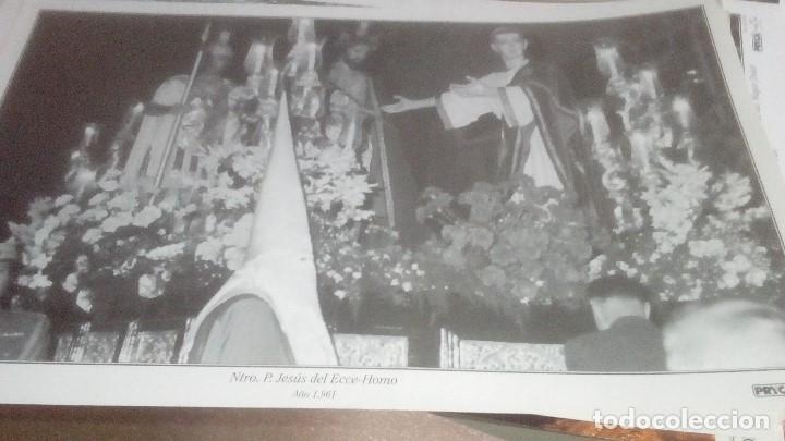 Carteles de Semana Santa: G-90VIS90 SEMANA SANTA ISLEÑA LOTE DE 38 LAMINAS CON LA CARPETA UNICO - Foto 16 - 154415670