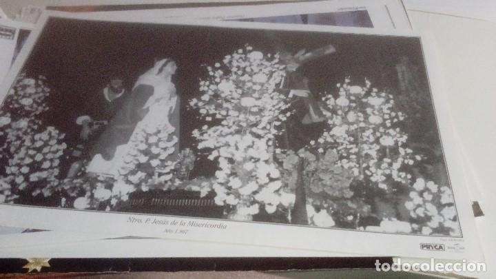 Carteles de Semana Santa: G-90VIS90 SEMANA SANTA ISLEÑA LOTE DE 38 LAMINAS CON LA CARPETA UNICO - Foto 19 - 154415670
