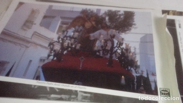 Carteles de Semana Santa: G-90VIS90 SEMANA SANTA ISLEÑA LOTE DE 38 LAMINAS CON LA CARPETA UNICO - Foto 20 - 154415670
