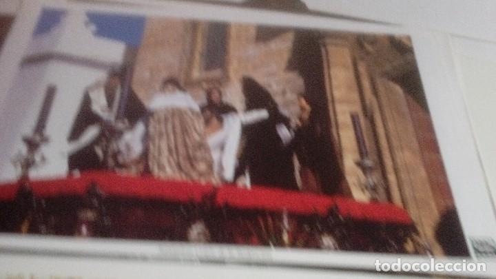 Carteles de Semana Santa: G-90VIS90 SEMANA SANTA ISLEÑA LOTE DE 38 LAMINAS CON LA CARPETA UNICO - Foto 22 - 154415670
