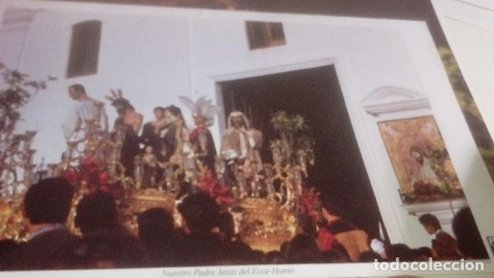Carteles de Semana Santa: G-90VIS90 SEMANA SANTA ISLEÑA LOTE DE 38 LAMINAS CON LA CARPETA UNICO - Foto 24 - 154415670