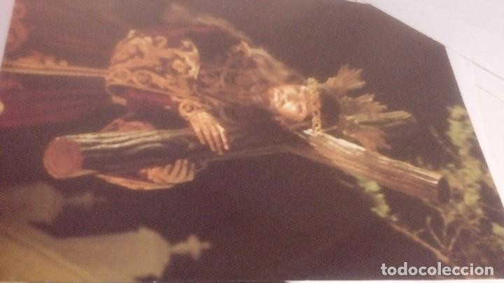 Carteles de Semana Santa: G-90VIS90 SEMANA SANTA ISLEÑA LOTE DE 38 LAMINAS CON LA CARPETA UNICO - Foto 25 - 154415670