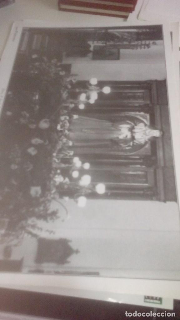 Carteles de Semana Santa: G-90VIS90 SEMANA SANTA ISLEÑA LOTE DE 38 LAMINAS CON LA CARPETA UNICO - Foto 27 - 154415670