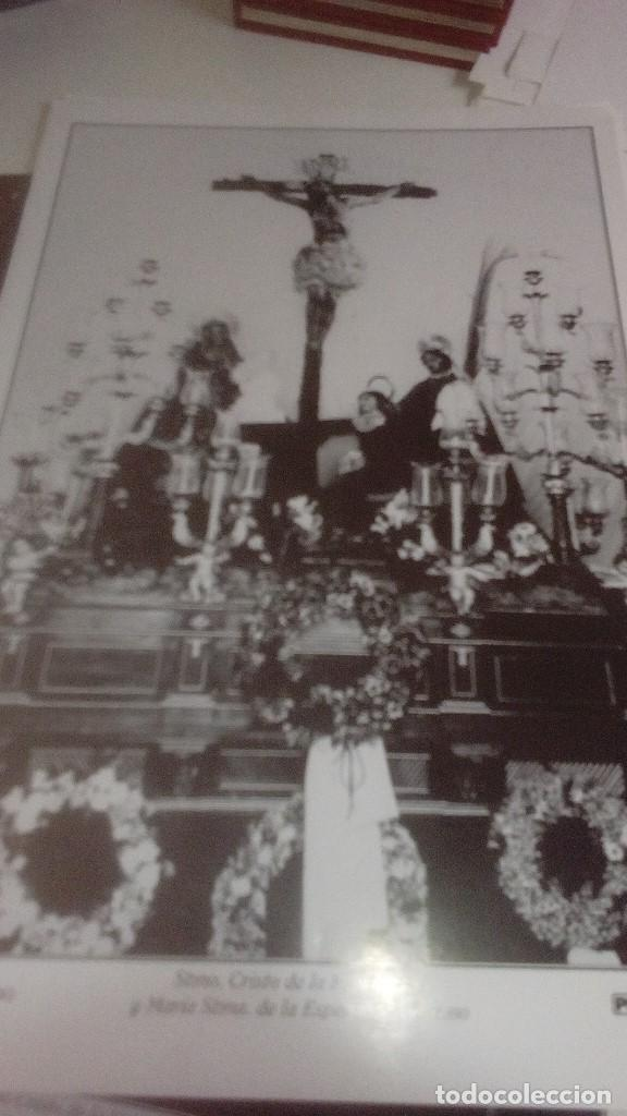 Carteles de Semana Santa: G-90VIS90 SEMANA SANTA ISLEÑA LOTE DE 38 LAMINAS CON LA CARPETA UNICO - Foto 29 - 154415670