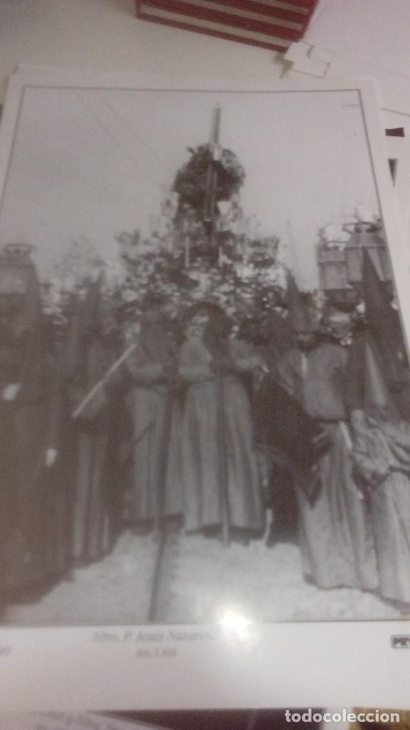 Carteles de Semana Santa: G-90VIS90 SEMANA SANTA ISLEÑA LOTE DE 38 LAMINAS CON LA CARPETA UNICO - Foto 30 - 154415670
