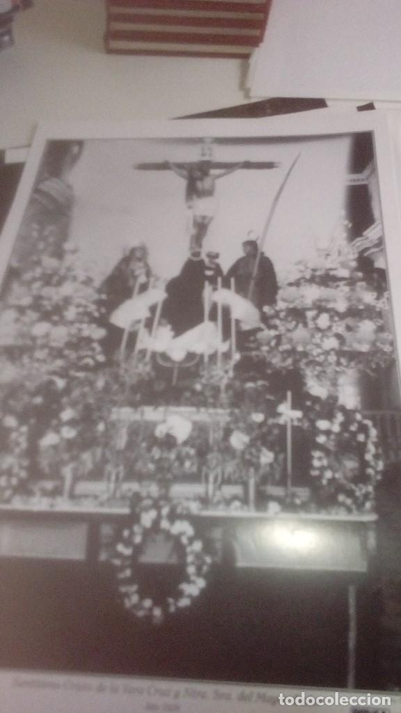 Carteles de Semana Santa: G-90VIS90 SEMANA SANTA ISLEÑA LOTE DE 38 LAMINAS CON LA CARPETA UNICO - Foto 32 - 154415670