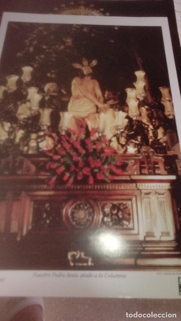 Carteles de Semana Santa: G-90VIS90 SEMANA SANTA ISLEÑA LOTE DE 38 LAMINAS CON LA CARPETA UNICO - Foto 34 - 154415670