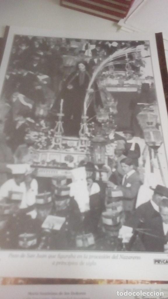 Carteles de Semana Santa: G-90VIS90 SEMANA SANTA ISLEÑA LOTE DE 38 LAMINAS CON LA CARPETA UNICO - Foto 36 - 154415670