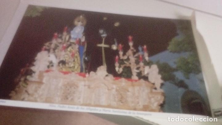 Carteles de Semana Santa: G-90VIS90 SEMANA SANTA ISLEÑA LOTE DE 38 LAMINAS CON LA CARPETA UNICO - Foto 39 - 154415670