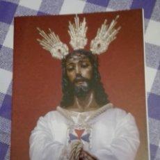 Carteles de Semana Santa: -74379 ITINERARIO Y HORARIOS SEMANA SANTA DE MALAGA, AÑO 2009, PUBLICIDAD ÓPTICA ALAMEDA. Lote 155711666