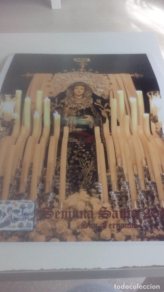 Carteles de Semana Santa: G-HARRY2 LOTE DE DOS POSTER DE SEMANA SANTA LOS DE FOTO - Foto 2 - 156706034