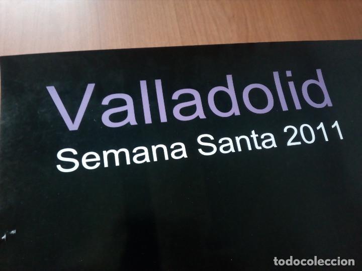 Carteles de Semana Santa: CARTEL SEMANA SANTA VALLADOLID,CRISTO YACENTE.AÑO 2011. - Foto 2 - 158975074